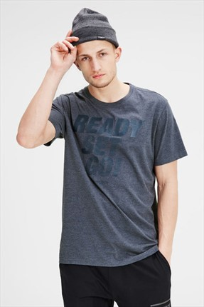 Jack & Jones T-Shirt - Trun Tee Ss Crew Neck-