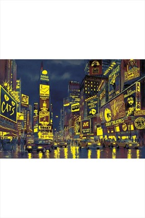 Toys Go Green Clementoni New York Lights 1000Pcs Puzzle