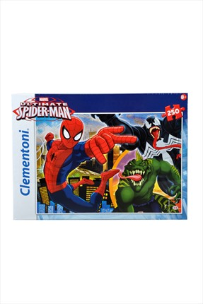 Toys Go Green Clementoni Spiderman 250Pcs Puzzle