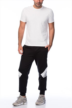 Erkek Eşofman Altı - Disc Track Pants Cotton Black - Puma
