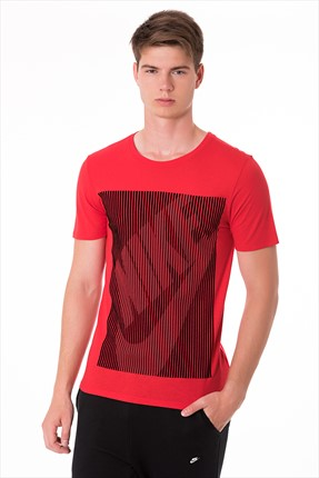Erkek T-shirt - Tee-Color Shift Futura -