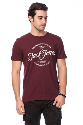 Jack & Jones T-Shirt - Nyraffa Originals Tee SS Crew Neck-
