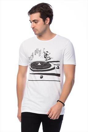 Jack & Jones T-Shirt - Lotto Originals Tee SS Crew Neck-