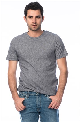 Jack & Jones T-Shirt - Logan Premium Tee SS Crew Neck