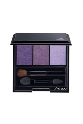 Shiseido 3'lü Göz Farı - Luminizing Satin Eye Color Trio VI308