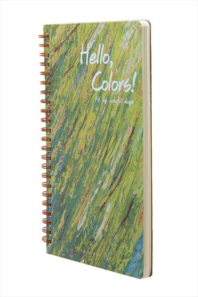 Chiccy Decolife Hello Colors Defter