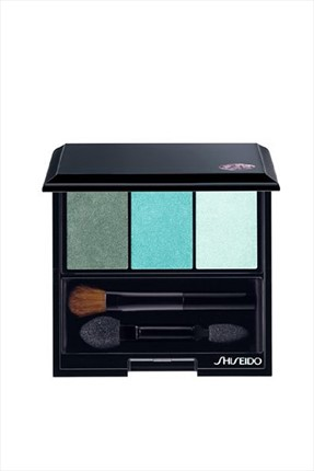 Shiseido 3'lü Göz Farı - Luminizing Satin Eye Color Trio GR412