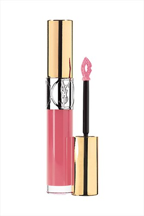 Yves Saint Laurent Ruj Gloss Volupte 202 Rose Jersey