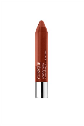 Clinique Kalem Ruj - Chubby Stick 01 Curviest Caramel