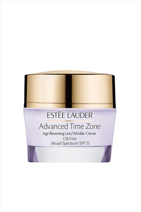 Estee Lauder Yaşlanma Karşıtı Nemlendirici Krem - Advanced Time Zone Oil Free 50 mL