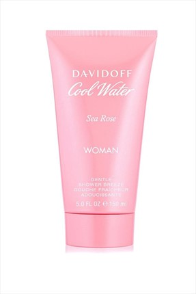 Cool Water Sea Rose 150 ml Kadın Duş Jeli 3607347462743