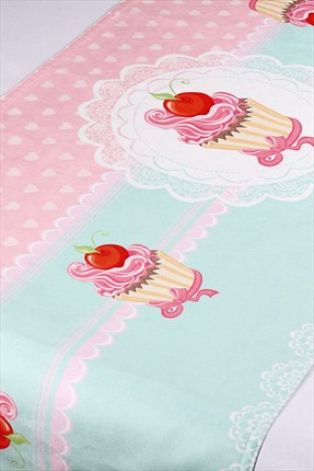 Beauty Crafts 40x140 cm Cupcake Runner