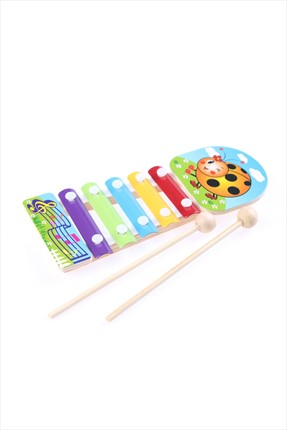 Learning Toys Animal Knock Xylophone Eym18-L