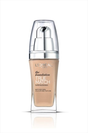 L'Oreal Paris Nemlendirme Etkili Fondöten - True Match Foundation C5 Rose Sand 30 mL