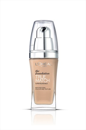L'Oreal Paris Nemlendirme Etkili Fondöten - True Match Foundation C7 Rose Amber 30 mL