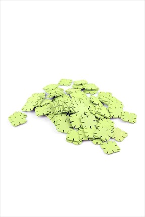 Toys Go Green Wooden Children Play Bead 100 Pcs