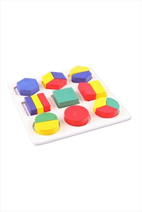 Learning Toys Geometrical Shape Building Block