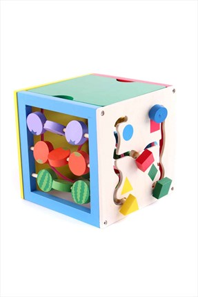 Learning Toys Multifunctional İntelligent Beads Around
