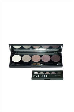 NOTE 5'li Göz Farı - Professional Eyeshadow 102