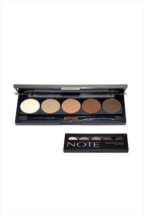 NOTE 5'li Göz Farı - Professional Eyeshadow 104
