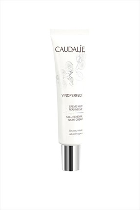 Caudalie Nemlendirici Gece Bakım Kremi - Vinoperfect Cell Renewal Night Cream 40 mL