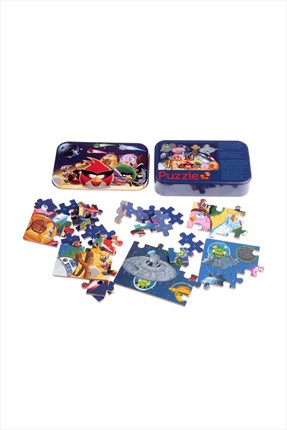 Toys Go Green Wooden Jigsaw Puzzle 3No-1000-2