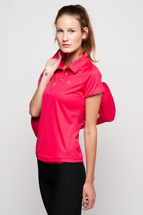 Adidas Kadın Outdoor Polo Yaka T-shirt - W Ht Polo