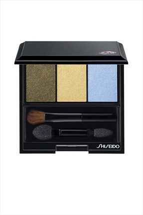 Shiseido 3'lü Göz Farı - Luminizing Satin Eye Color Trio GD804