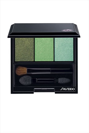 Shiseido 3'lü Göz Farı - Luminizing Satin Eye Color Trio GR305