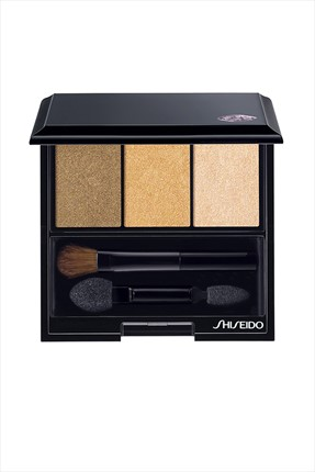 Shiseido 3'lü Göz Farı - Luminizing Satin Eye Color Trio BR209
