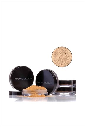 YOUNGBLOOD Toz Mineral Fondöten - Natural Loose Mineral Foundation Neutral 10 g