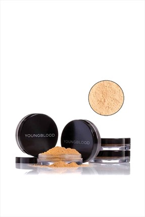 YOUNGBLOOD Mineral Toz Fondöten - Barely Beige 10 g