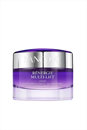 Lancome Yaşlanma Karşıtı Krem - Renergie Multi-Lift Redefining Lifting Cream Spf 15 50 ml