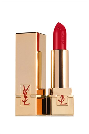 Yves Saint Laurent Ruj Rouge Pur Couture Metal Shine 11