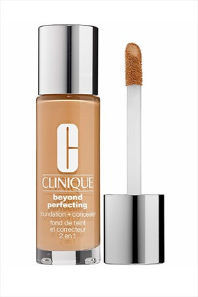 Clinique Fondöten & Göz Altı Kapatıcısı - Beyond Perfecting Foundation & Concealer Neutral 30 ml