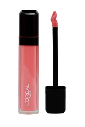 L'Oreal Paris Ruj - Infallible Mega Gloss 101 Girl On Top