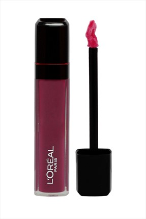 L'Oreal Paris Ruj - Infallible Mega Gloss 107 Who's The Boss