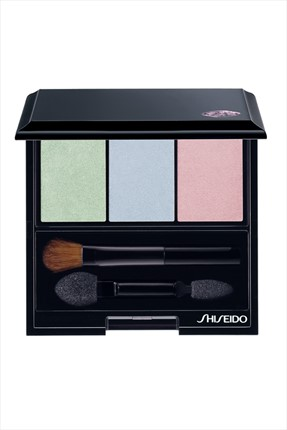 Shiseido 3'lü Göz Farı - Luminizing Satin Eye Color Trio Bl215