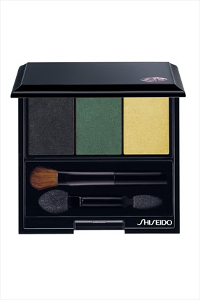 Shiseido 3'lü Göz Farı - Luminizing Satin Eye Color Trio GR716
