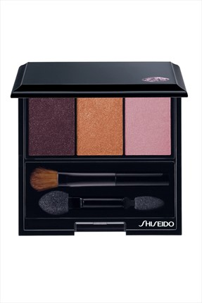 Shiseido 3'lü Göz Farı - Luminizing Satin Eye Color Trio OR316