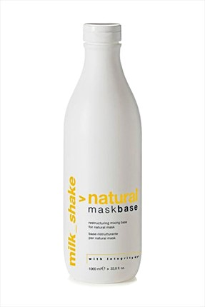 Milkshake Besleyici Maske - Natural Restructuring Mask Base 1000 ml