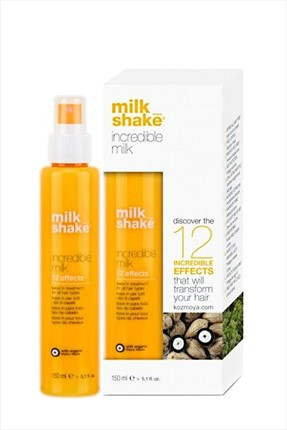 Milkshake 12 Etkili Saç Bakım Kremi - Incredible Milk 12 Effects 150 ml