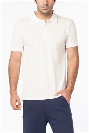 Kappa Erkek Polo Yaka T-shirt - Regular Fit Polo T-Shirt -