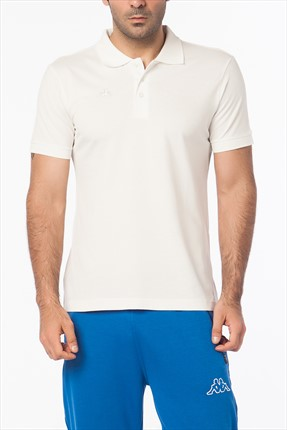 Kappa Erkek Polo Yaka T-shirt - Slim Fit Polo T-Shirt -