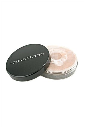 YOUNGBLOOD Toz Mineral Fondöten - Natural Loose Mineral Foundation Honey 10 Gr