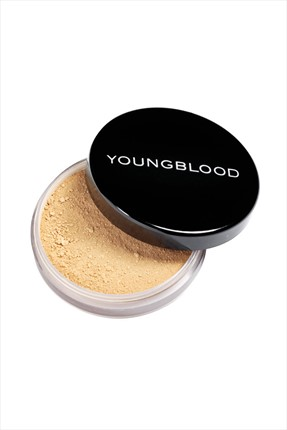 YOUNGBLOOD Mineral Toz Fontöten - Natural Loose Mineral Foundation Ivory 10 Gr