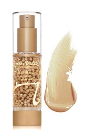 Jane Iredale Likit Mineral Fondöten - Liqiud Foundation Bisque 30 ml