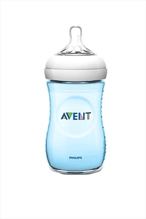 AVENT Mavi Natural Pp Tekli Biberon 260 Ml