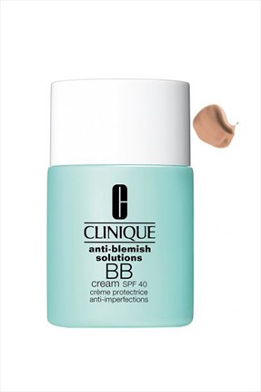 Clinique Akneli Ciltler için BB Krem - Anti Blemish Solutions BB Cream Spf 40 Medium 30 mL