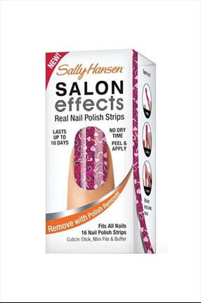 Sally Hansen Bant Oje - Salon Effects Are You Single 074170386332